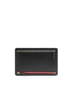 Smythson | Panama Leather Currency Wallet