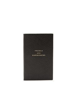 Smythson | Travels And Experiences Panama Notebook