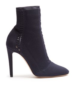 Gianvito Rossi | Vires Sock Ankle-Boots