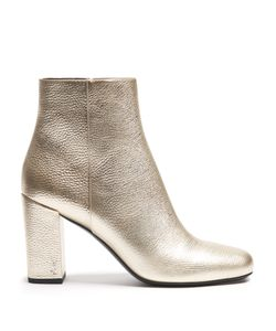 Saint Laurent | Babies Leather Ankle Boots