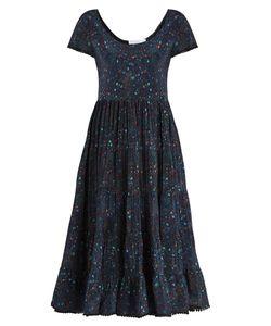 Athena Procopiou | Midnights Love Romantic Silk Dress