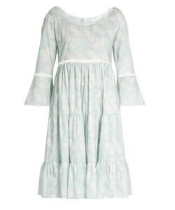 Athena Procopiou | A Bohemian Romance Cotton Dress