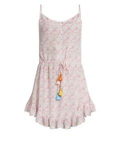Athena Procopiou | Mandrem Silk Dress