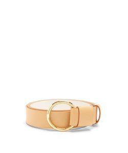 Diane von Furstenberg | Ring-Buckle Leather Belt