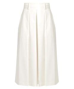 Tibi | Agathe High-Waist Pleated Skirt