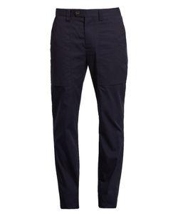 Brunello Cucinelli | Slim-Leg Cotton Chino Trousers