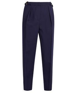 Roksanda | Surikov Wool-Blend Cropped Trousers