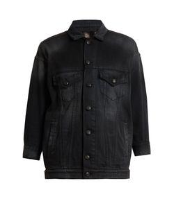 R13   Trucker Denim Jacket