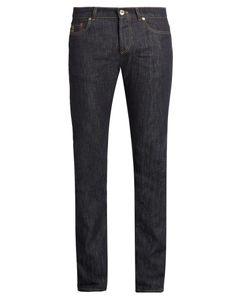 Brunello Cucinelli | Slim-Leg Jeans