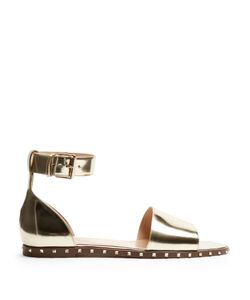 Valentino | Soul Rockstud Leather Sandals