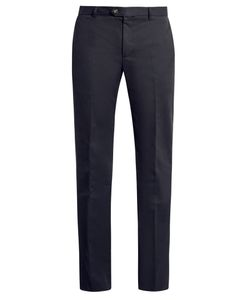 Éditions M.R | Slim-Leg Cotton Chino Trousers