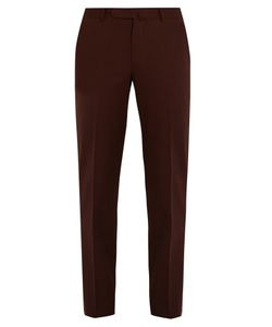 Ermenegildo Zegna | Slim-Leg Cotton-Twill Chino Trousers