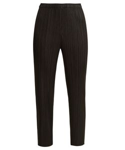 Pleats Please By Issey Miyake | Straight-Leg Pleated Trousers