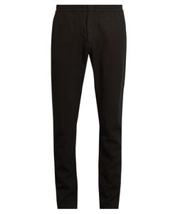 Sunspel | Elasticated-Waist Slim-Fit Trousers