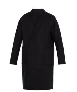 Wooyoungmi | Patch-Pocket Wool-Blend Overcoat