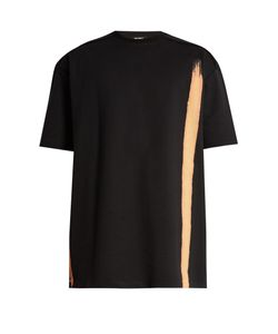 Raf Simons | Bleached-Print Cotton-Jersey T-Shirt