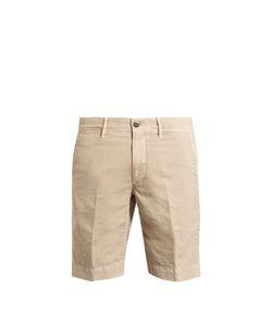 Incotex   Slim-Fit Blend Chino Shorts