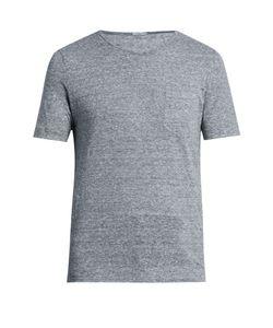 Massimo Alba | Alicudi Striped Linen T-Shirt