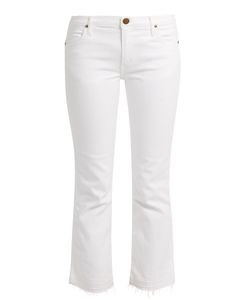 The Great   The Nerd Low-Slung Kick-Flare Jeans