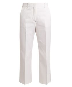 MSGM | Tailored Denim Trousers