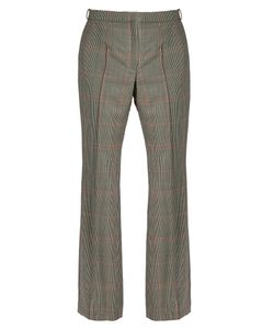 Nina Ricci | Prince Of Wales-Checked Mid-Rise Trousers