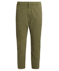 Nili Lotan | Paris Stretch-Cotton Trousers