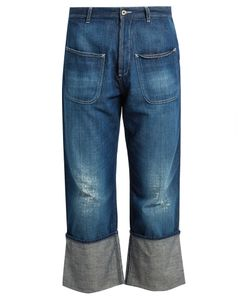 Loewe | Fisherman Distressed Jeans