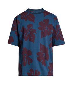 Oamc | Tropic Leaf-Print Cotton T-Shirt