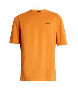 Raf Simons | American-Fit Hyena-Print Cotton T-Shirt