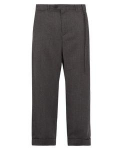 Craig Green | Wide-Leg Cropped Wool Trousers