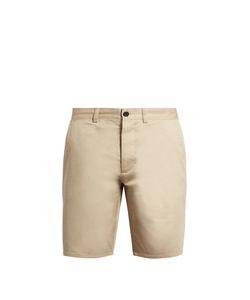 Maison Kitsuné | Slim-Leg Cotton Chino Shorts