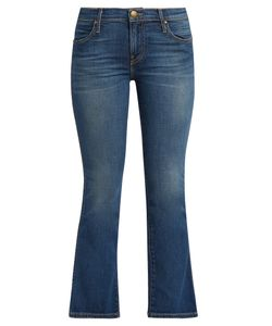 The Great | The Nerd Mid-Rise Kick-Flare Jeans