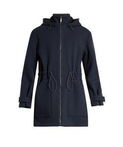 RAEY | Zip-Through Wool Duffle Coat