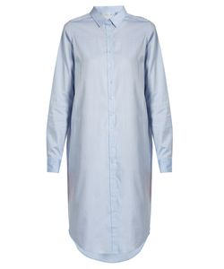Mes Demoiselles | Kemiso Long-Sleeved Cotton Shirtdress