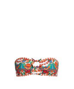 Paolita   Andal Indigo Bandeau Bikini Top