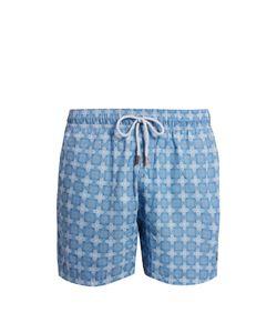 Retromarine | Scallops-Print Swim Shorts