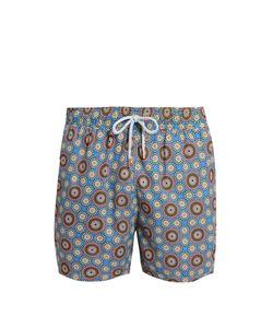 Retromarine | Solar-Print Swim Shorts