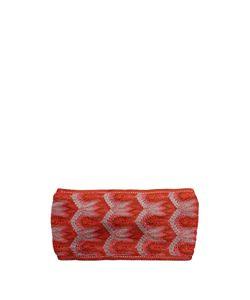Missoni Mare | Embroidered Crochet-Knit Headband