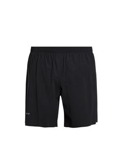 FALKE | Drawstring-Waist Running Shorts