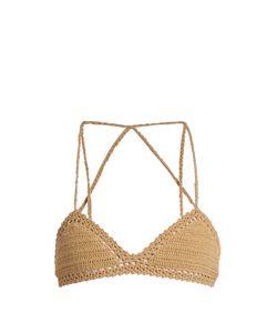 She Made Me | Essential Crochet Bikini Top