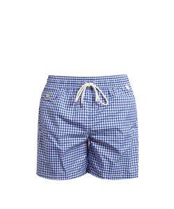 Polo Ralph Lauren | Gingham 5 3/4 Swim Shorts
