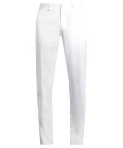 Ermenegildo Zegna | Cotton-Blend Chino Trousers