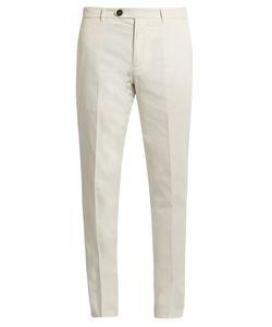 Brunello Cucinelli | Casual Cotton Chino Trousers
