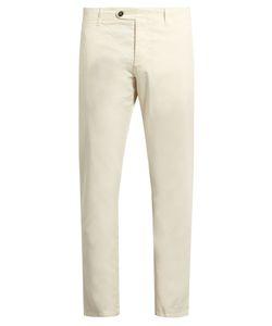 BARENA VENEZIA | Slim-Fit Cotton-Blend Chino Trousers