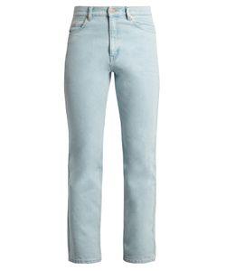 Martine Rose | High-Rise Slim-Leg Jeans