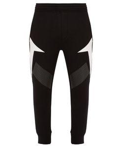 Neil Barrett | Tapered-Leg Neoprene Track Pants