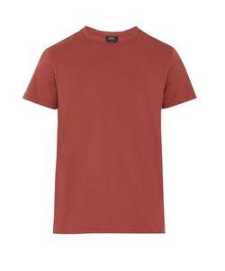 A.P.C. | Jimmy Cotton-Jersey T-Shirt
