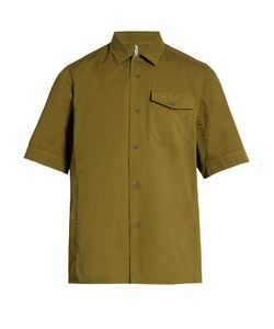 Oamc | Pacific Short-Sleeved Cotton Shirt