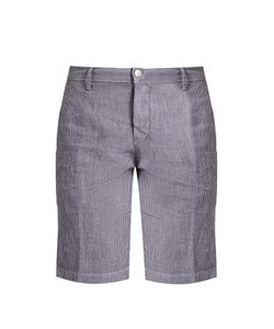 Massimo Alba | Velta Striped Linen Shorts