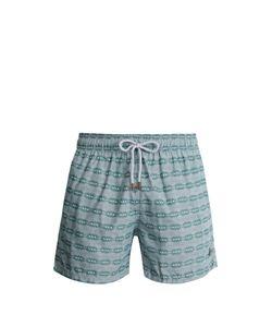 Retromarine | Ball-Print Swim Shorts